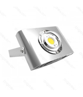 LED Flood Lamp 10W COB 4000K 2 JAAR GARANTIE