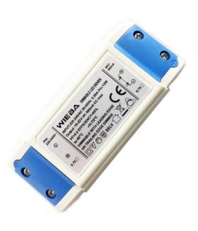 LED Inbouwspot  Driver Dimbaar 13W 16-22V 500mA