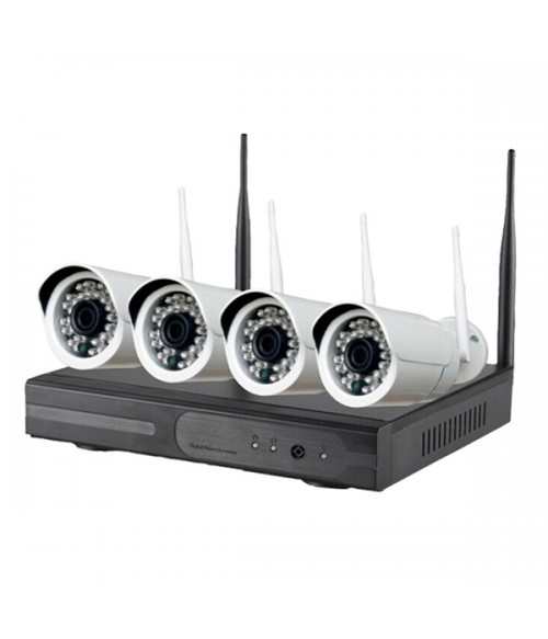 WiFi IP Camera HD NVR Kit