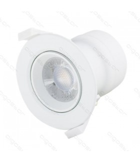 LED E6 DOWN LIGHT 7W 4000K ADJUSTABLE ANGLE