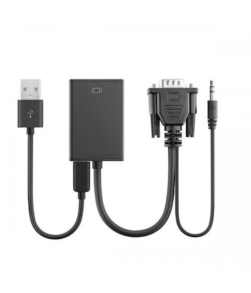 VGA Naar HDMI Conventer