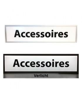 LED Reclamebord (Accessoires)