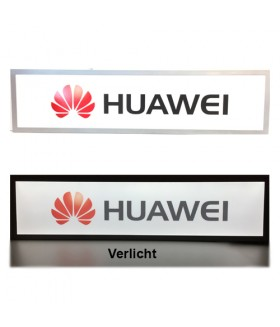 LED Reclamebord (Huawei)