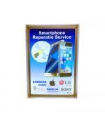 LED GSM Reparatie Board A3