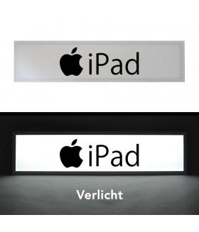 LED Reclamebord (iPad)