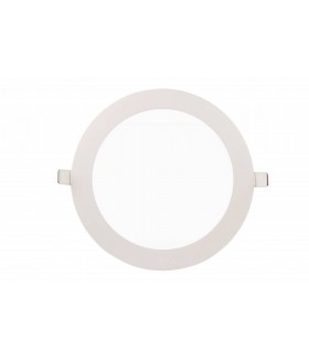LED Paneel Rond, LED Slim Down Light 18W, 3 jaar garantie
