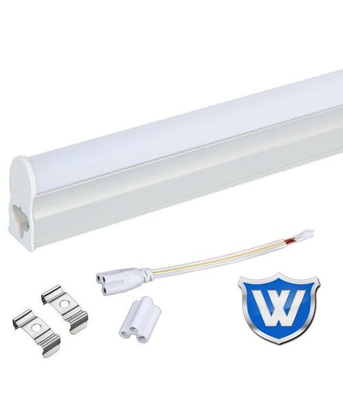 led series t5 light 18w incl armatuur wieba