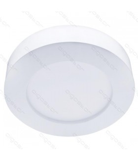 LED SLIM OPBOUW DOWNLIGHT ROND 6W 6000K