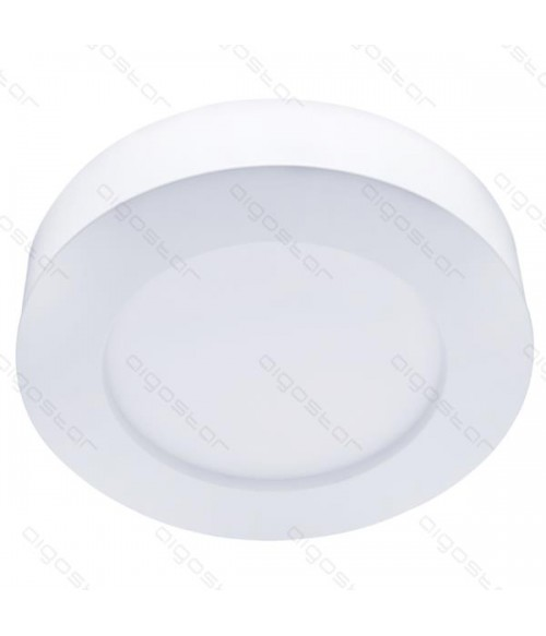 LED SLIM OPBOUW DOWNLIGHT ROND 6W 4000K