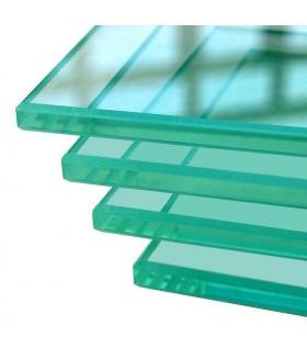 Glasplaat voor Glas Vitrinekast 200x100cm (94.5x30x0.6cm)