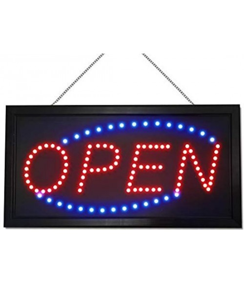 LED Open Bord sign