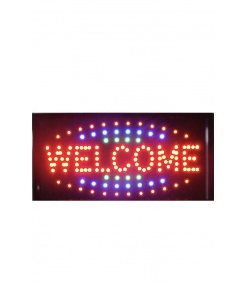 LED Welcome Bord sign